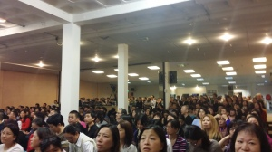 revival meetings in Paris