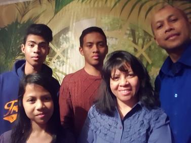 photo 4 famille Fidi et Tiana