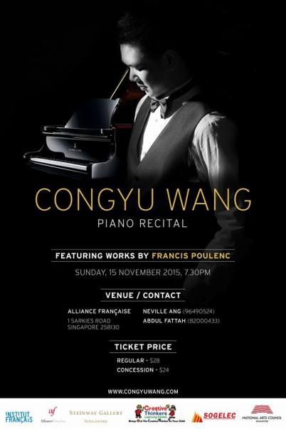 congyu_concert Singapore